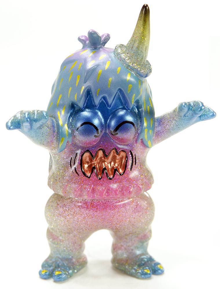 Un jouet licorne pour enfant totalement flippant