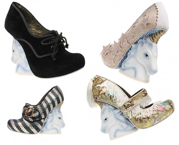 Cadeau : chaussures licorne originales