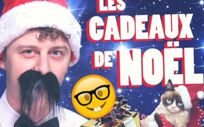 Les pires cadeaux de Noël selon les Youtubers