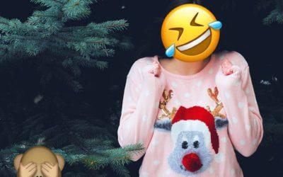 Top 10 des pires pulls de Noël de tous les temps !